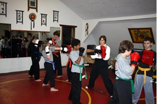 Tae Kwon Do, Karate, Self-defense, kung fu!