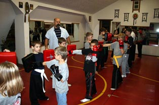 Tae Kwon Do, Karate, ultimate fighting, kung fu!