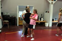 martail arts training, mma, self defense!